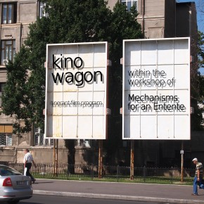 KINO_WAGON ITINERANT SUMMER PROGRAM - JULY-AUGUST 2013