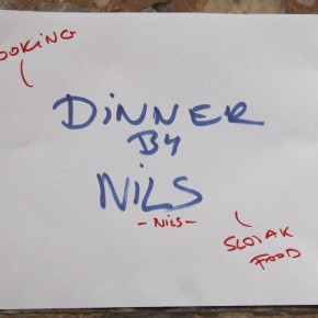 Dinner by Nils