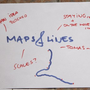 Maps & Lines - Tomas
