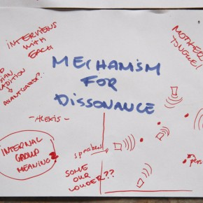 Mechanism for Dissonance - Alexis
