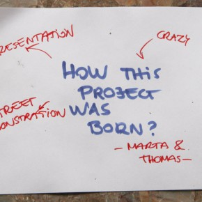 How this project was born ? - Marta
