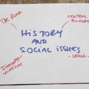 History and Social Issues - Lazlo