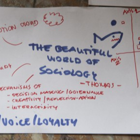 The beautiful world of sociology - Thomas