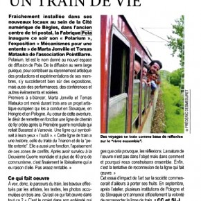 Bordeaux 7 - Un train de vie